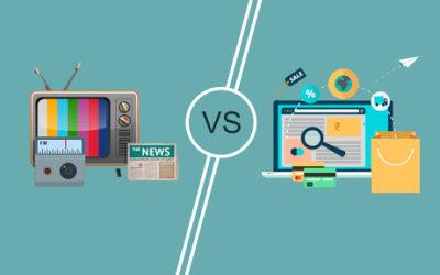 Digitale vs. klassische Marketing Strategie: Was sind die Unterschiede?